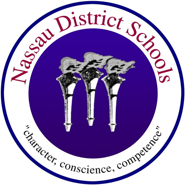 Nassau County School District Logo