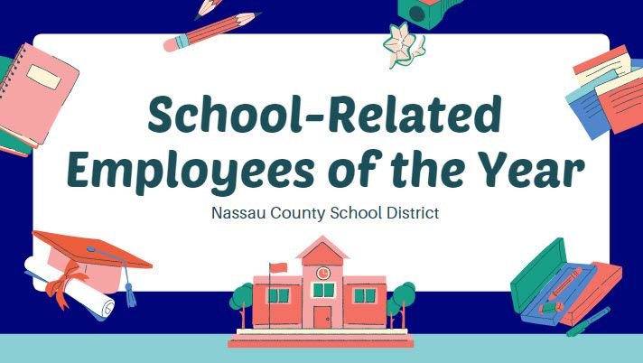 2021 School-Related Employees of the Year