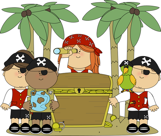 Positive Behavior with Li'l Pirates